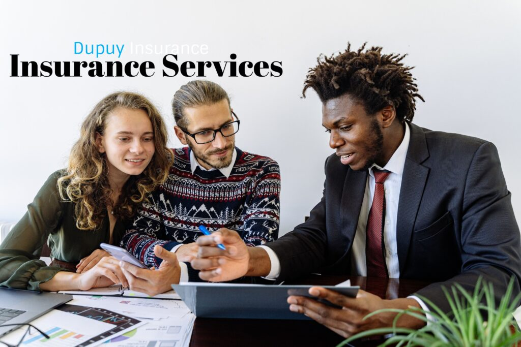 Insurance Services Agent